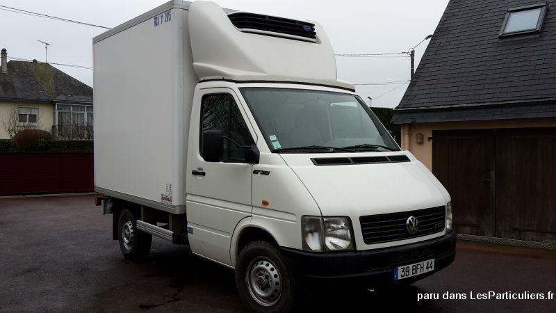 V hicule frigorifique volkswagen lt35 9m3 vehicules loire atlantique - Covoiturage camion demenagement ...