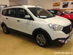 lodgy advance 2018 7 places dci 110 garantie 5ans vehicules voitures seine-saint-denis