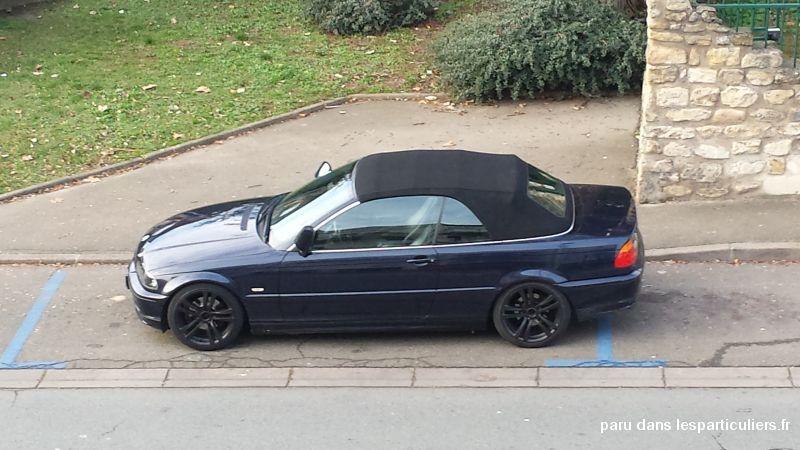 rare bmw e46 ci cabriolet 323i 170ch vehicules yvelines