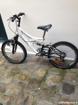 vélo vtt enfant / ado double suspension. 99€ vehicules velos paris