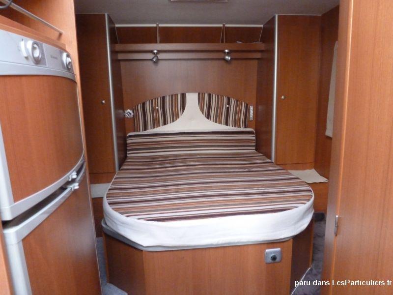 Housse Camping Car Elnagh Loft