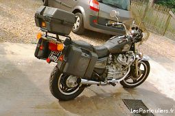2 honda cx 500 custom vehicules motos indre