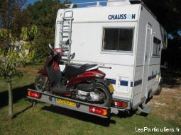 Urgent Camping car capucine chausson welcome