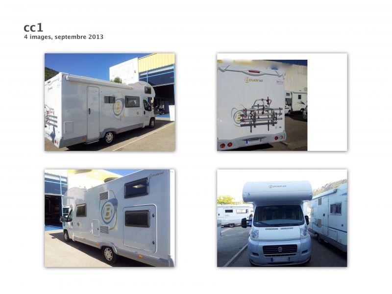camping car bavaria a71 capucine vehicules bouches du rh ne. Black Bedroom Furniture Sets. Home Design Ideas