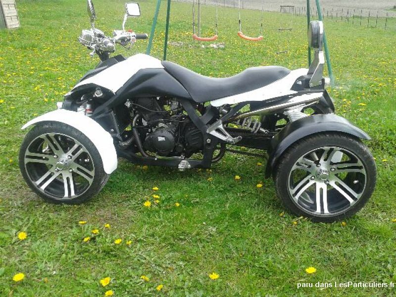 quad spy racing 350cc homologu route 2 places vehicules indre. Black Bedroom Furniture Sets. Home Design Ideas