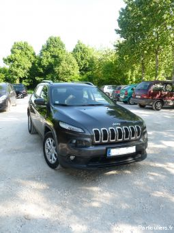 jeep cherokee - iv 2.0 multijet 140 longitude vehicules voitures paris