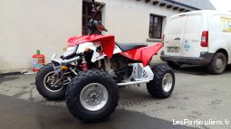quad polaris outlaw 525 irs 2012 vehicules motos côtes-d'armor