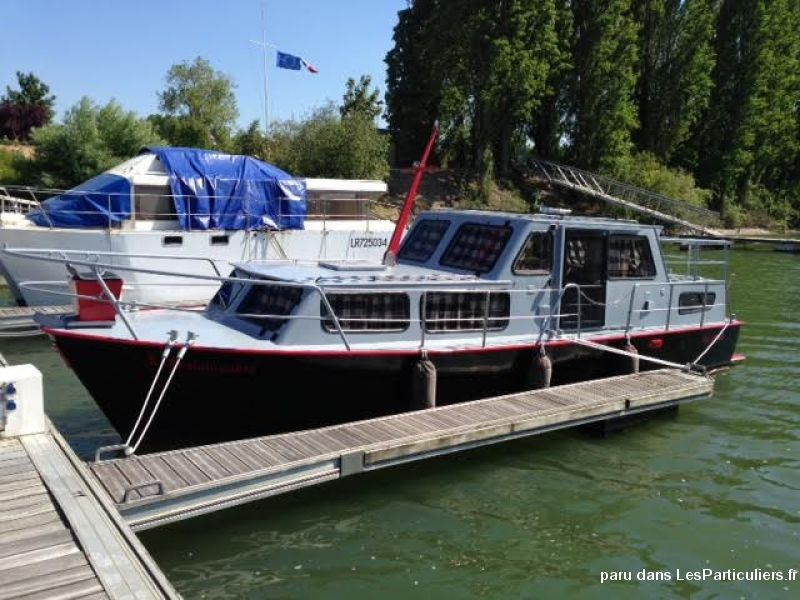 bateau 7m habitable