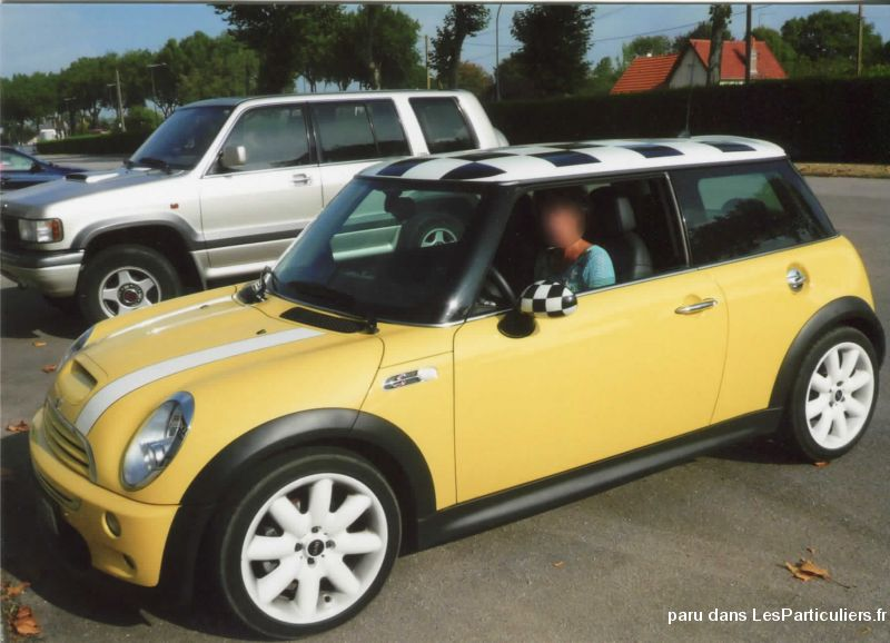 mini cooper s - 77800 kms vehicules voitures orne