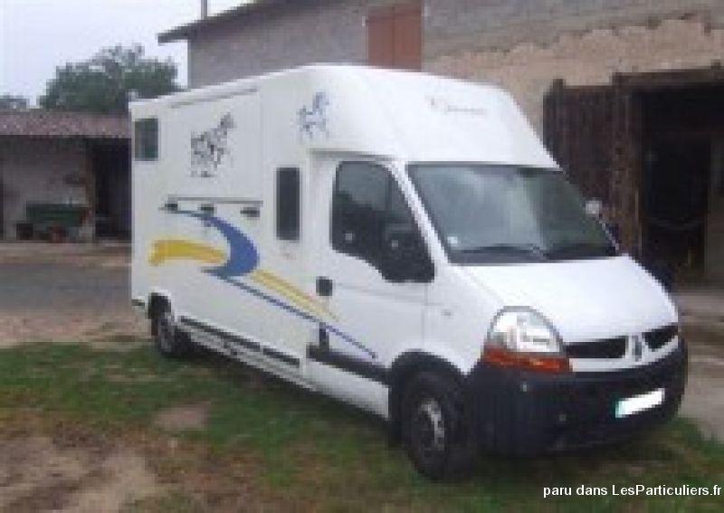 Camion vl 2 chevaux renault master 25l dci vehicules nord - Covoiturage camion demenagement ...