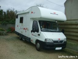 camping car  roller team vehicules caravanes camping car finist�re