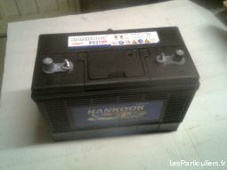 BATTERIE 4X4 LAND ROVER