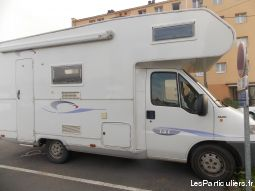 caravane d 39 habitation double essieux vehicules ardennes. Black Bedroom Furniture Sets. Home Design Ideas