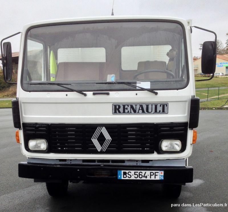 camion plateau ridelles 7t5 vehicules vienne. Black Bedroom Furniture Sets. Home Design Ideas