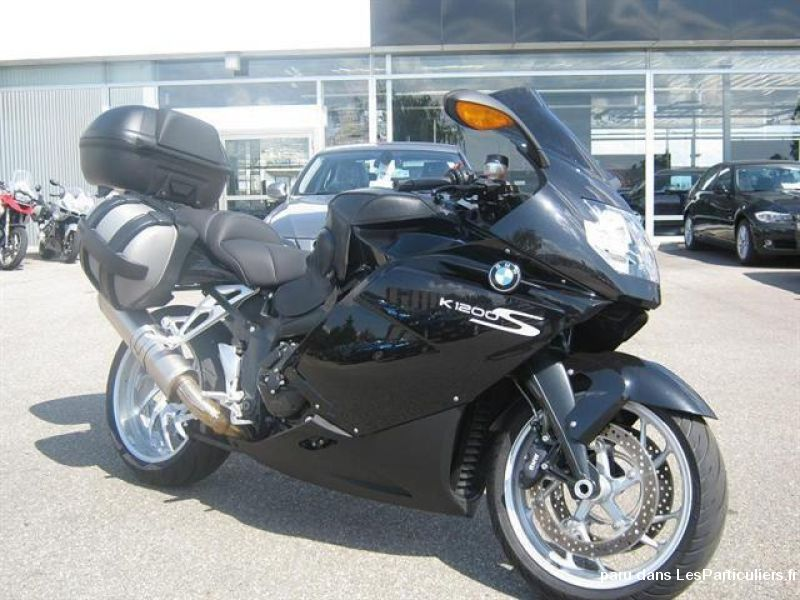 bmw k1200s vehicules motos doubs