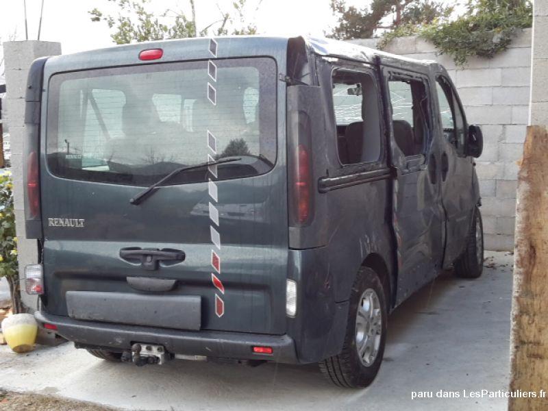 Trafic passenger accident vehicules gard - Covoiturage camion demenagement ...