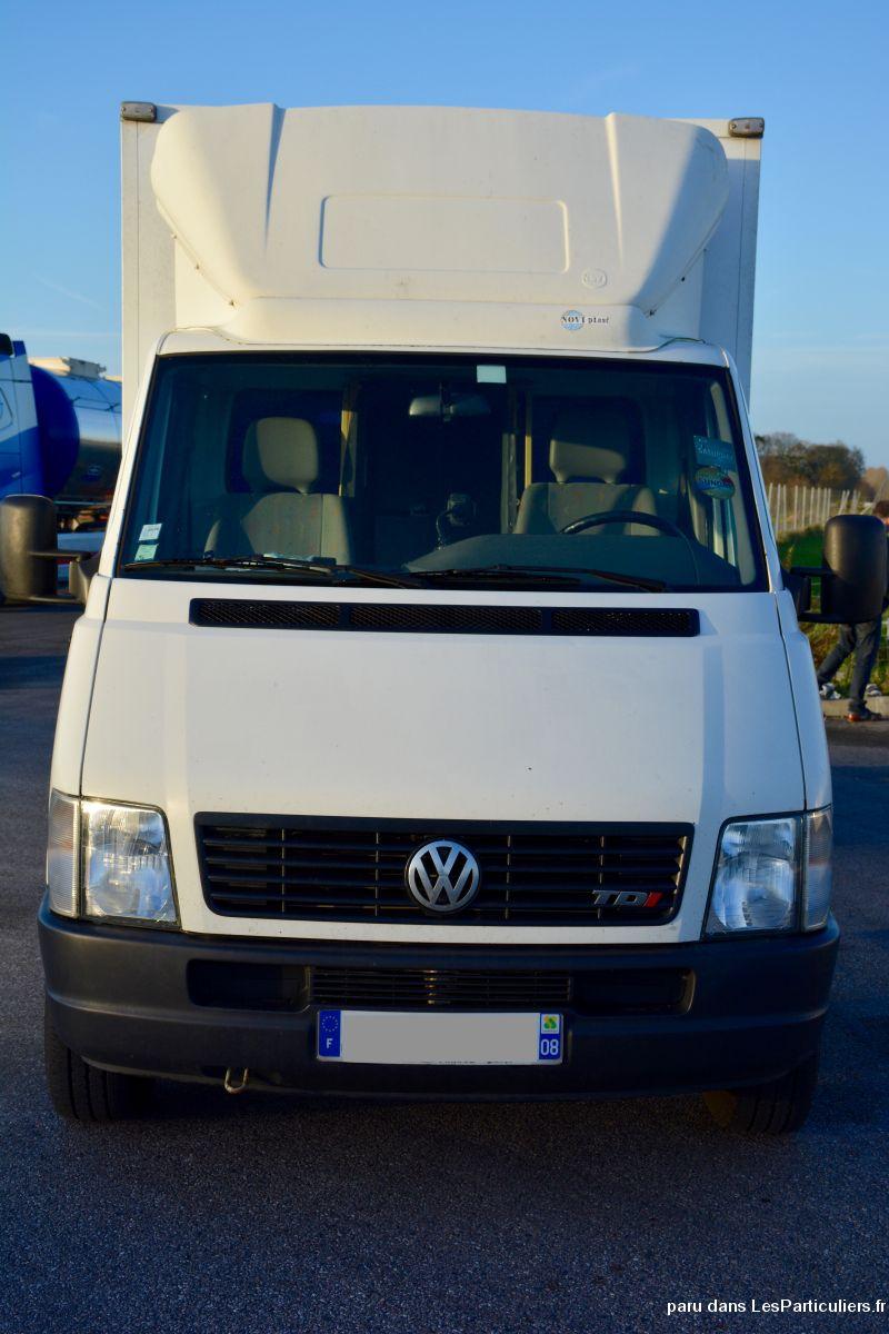 Camion am nag volkswagen lt35 vehicules somme - Covoiturage camion demenagement ...