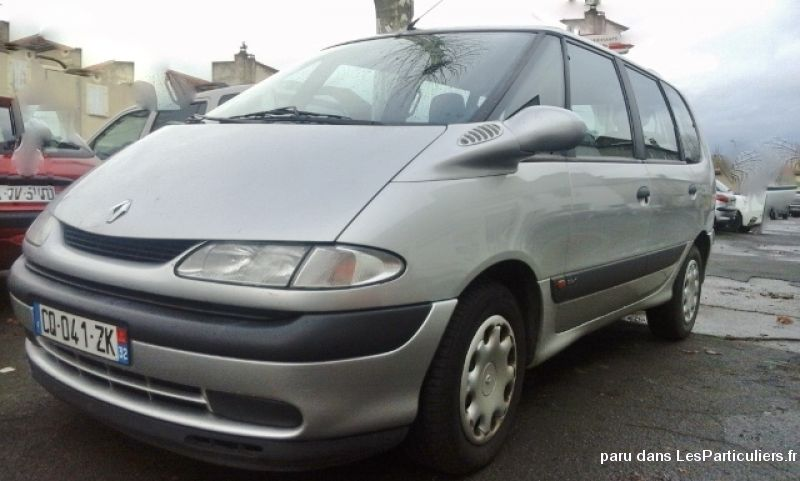 renault espace iii 2, 2l dt cyclade vehicules voitures gers
