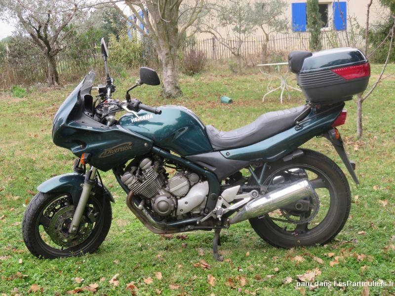 Yamaha diversion 600 cm3 ann e 2000 vehicules bouches du rh ne for Dixversion meuble