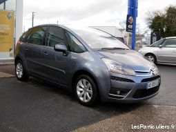 citroen c4 picasso 1.6 hdi 110cv exclusive vehicules voitures cher