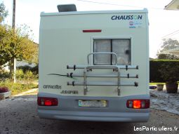 CAMPING CAR CHAUSSON PROFILE ODYSSÉE 81