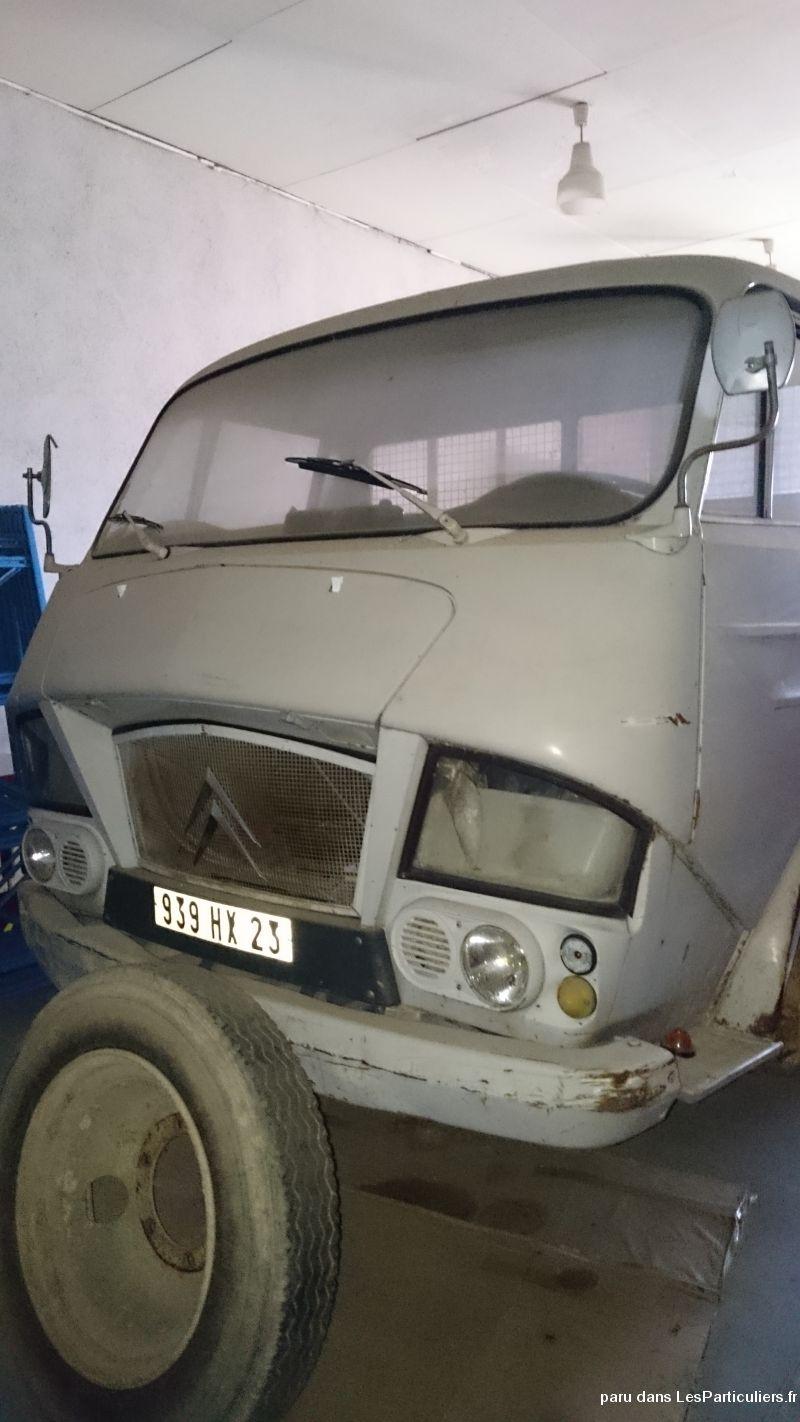 Camion benne citron vehicules creuse - Covoiturage camion demenagement ...