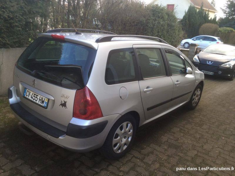 peugeot 307 break hdi 90ch  2000€ à discuter vehicules voitures meurthe-et-moselle