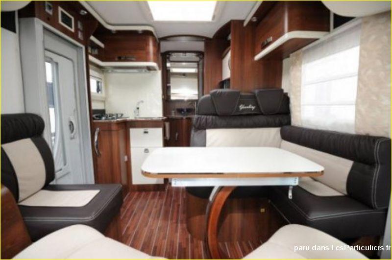 Camping Car Mac Louis Yearling G Prix Neuf
