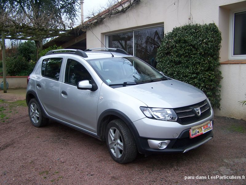 dacia sandero septway vehicules maine et loire. Black Bedroom Furniture Sets. Home Design Ideas