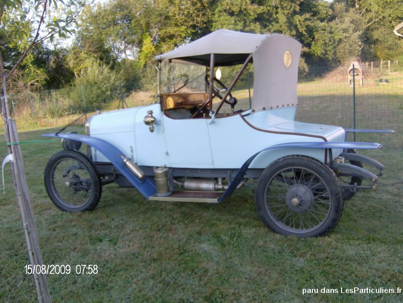 voiture de collection 1912 vehicules voitures gironde