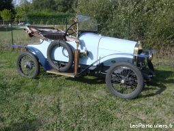 Voiture de collection 1912