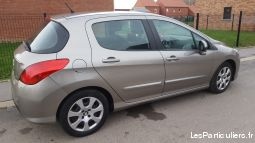 peugeot 308 vehicules voitures nord
