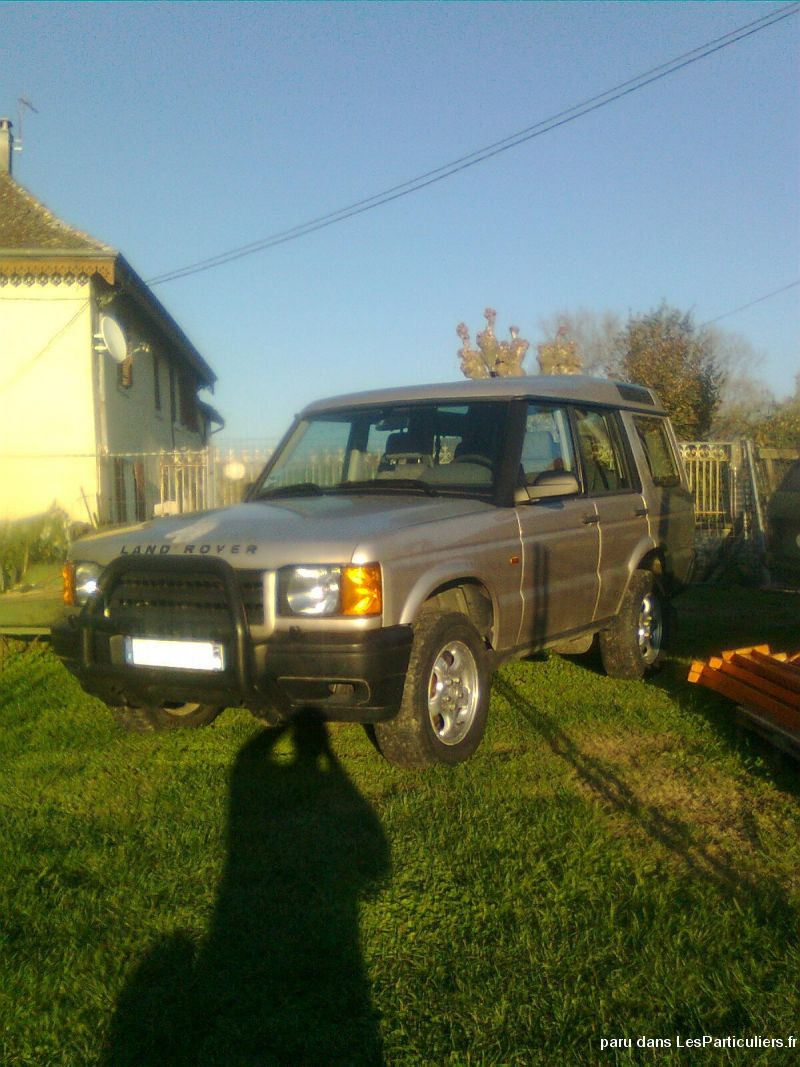 LAND ROVER DISCOVERY TD5 Vehicules Voitures Isère