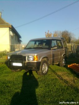 land rover discovery td5 vehicules voitures is�re