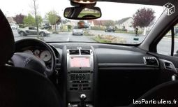 peugeot 407 vehicules voitures vienne