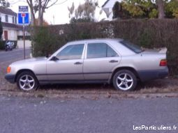 mercedes 200d vehicules voitures ni�vre