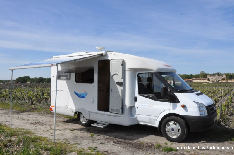 camping car profile ford carioca 592 dcembre 2008 vehicules gironde. Black Bedroom Furniture Sets. Home Design Ideas