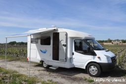 camping car profile ford carioca 592 d�cembre 2008 vehicules caravanes camping car gironde