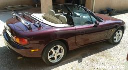Cabriolet MAZDA MX5 S�rie sp�ciale