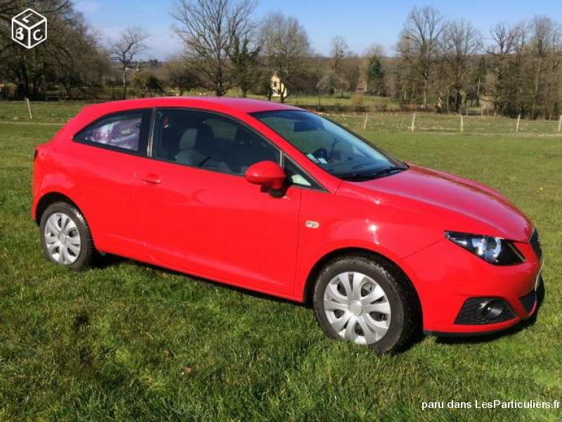 seat ibiza sc r�f�rence 75ch vehicules voitures dordogne