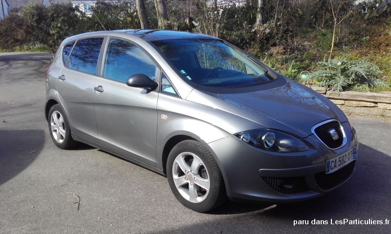 seat altea vehicules voitures finist�re