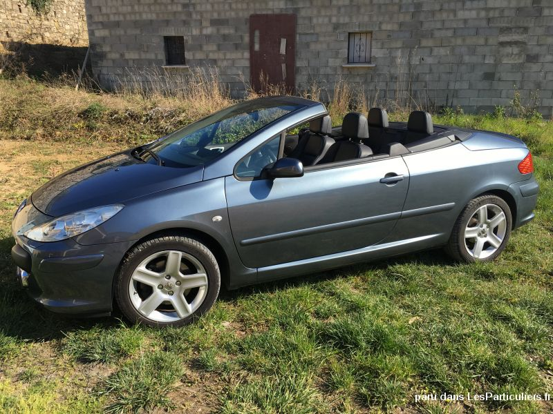307 cc sport pack cuir vehicules voitures dr�me