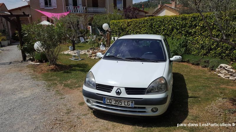 clio 2 phase 2 luxe privil�ge 1,5 dci 65ch vehicules voitures alpes-de-haute-provence