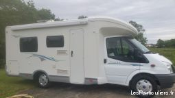 chausson profile flash 12 lit central vehicules caravanes camping car gironde