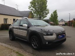 citro�n c4 cactus pure tech 82 feel edition vehicules voitures mayenne