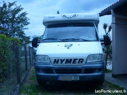 profil� hymer tramp 655 s�lection �dition limit�e vehicules caravanes camping car gironde