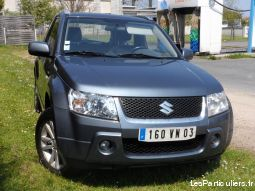 suzuki grand vitara vehicules voitures allier