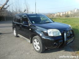 nissan x-trail dci vehicules voitures aveyron