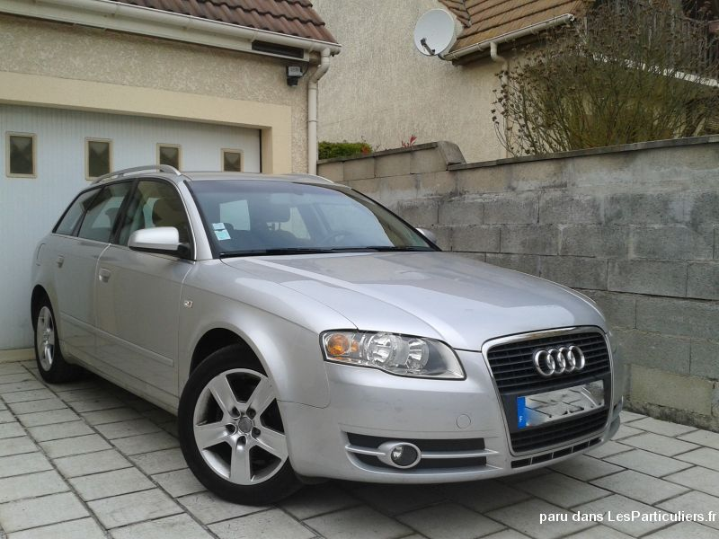 audi a4 ambiente avant tdi 2.0 140 ch vehicules voitures val-d'oise