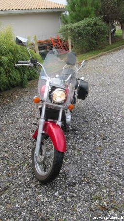 honda shadow 125 cm3 vehicules motos landes
